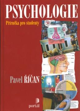 Psychologie příručka pro studenty - Pavel Říčan