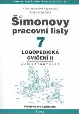 Šimonovy pracovní listy 7 - Věra Charvátová-Kopicová