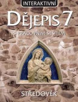 Interaktivní dějepis 7, Pracovní sešit na CD - Linda Mikulenková; Marie Šírová; Jana Vosáhlová