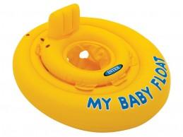 Baby kruh nafukovací +- 70cm v krabici 6-12m - Alltoys s.r.o.