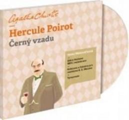 Hercule Poirot Černý vzadu - Agatha Christie; Hana Makovičková