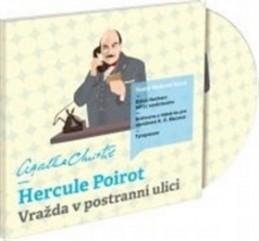 Hercule Poirot Vražda v postranní ulici - Agatha Christie Mallowanová; Hana Makovičková