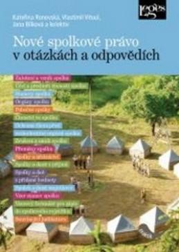 Nové spolkové právo v otázkách a odpovědích - Kateřina Ronovská