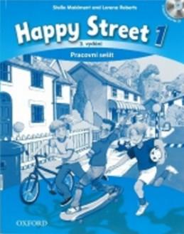 Happy Street 3rd Edition 1 Pracovní sešit - Stella Maidment; L. Roberts