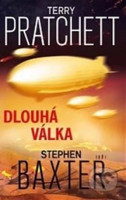 Dlouhá válka - Terry Pratchett; Stephen Baxter