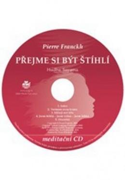 Přejme si být štíhlí Meditační CD - Pierre Franckh