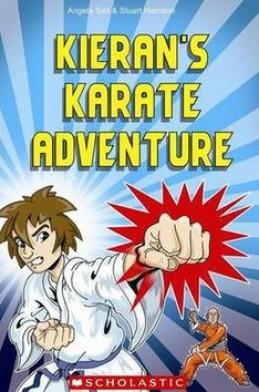 Kieran´s Karate Adventure