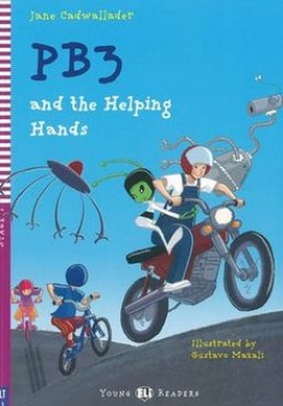 PB3 and the Helping Hands - Jane Cadwallader