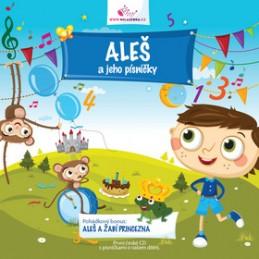CD Aleš a jeho písničky