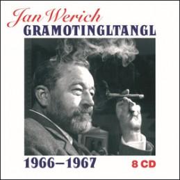 Jan Werich Gramotingltangl - Jan Werich; Jiří Suchý; Miroslav Horníček; Ivan Vyskočil; Jiří Šlitr