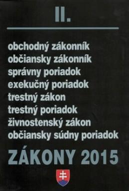 Zákony 2015 II.