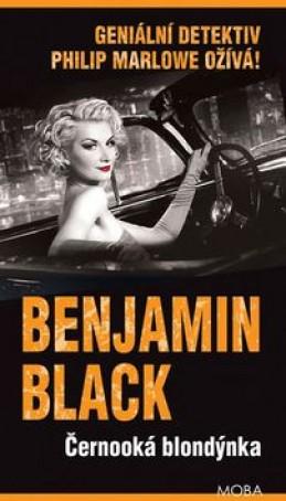 Černooká blondýnka - Benjamin Black