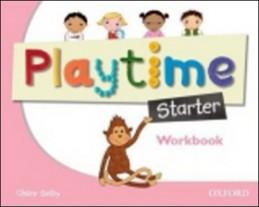 Playtime Starter Workbook - C. Selby; S. Harmer