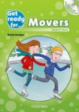 Get Ready for Movers: Student´s Book with Audio CD - K. Gralager