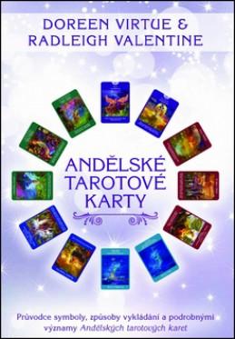 Andělské tarotové karty - Doreen Virtue; Radleigh Valentine