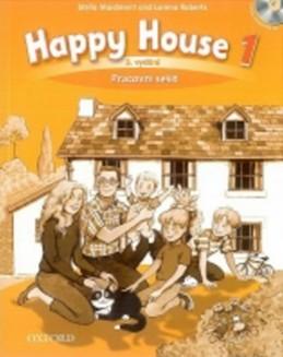 Happy House 3rd Edition 1 Pracovní sešit s poslechovým CD - Stella Maidment; L. Roberts