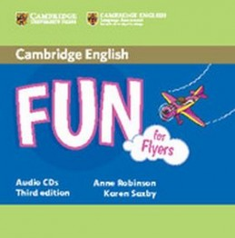 Fun for Flyers - Anne Robinson; Karen Saxby