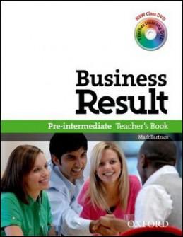 Business Result Pre-intermediate Teacher´s Book - M. Bartram