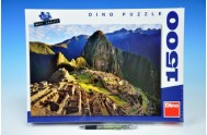 Puzzle Machu Picchu, Peru 84x60cm 1500 dílků v krabici