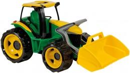 Traktor se lžíci, zeleno žlutý - Alltoys s.r.o.