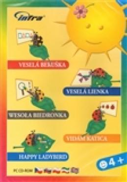 DVD-Veselá beruška - Anita Krommerová