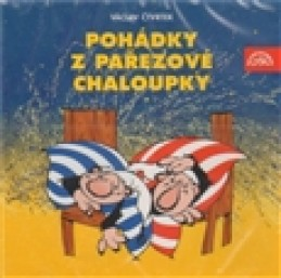 Pohádky z pařezové chaloupky - Václav Čtvrtek