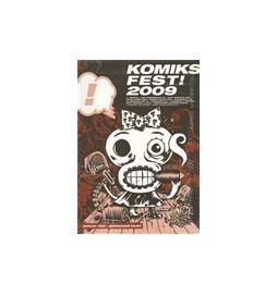 KomiksFest! 2009 - oficiální katalog + DVD