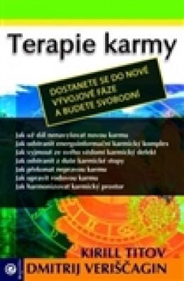 Terapie karmy - Dmitrij Veriščagin