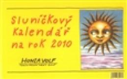 Sluníčkový kalendář 2010 /stolní/ - Honza Volf