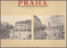 Praha letem po sto letech - kol.