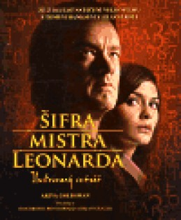 Šifra mistra Leonarda - ilustrovaný scénář - Akiva Goldsman