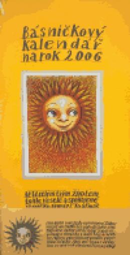 Básničkový kalendář na rok 2006 - Honza Volf
