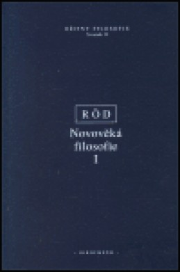 Novověká filosofie I. - Wolfgang Röd