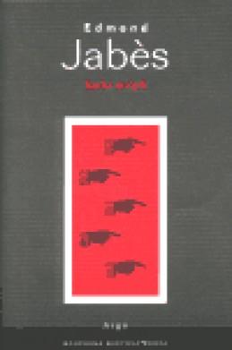 Kniha otázek - Edmond Jabés