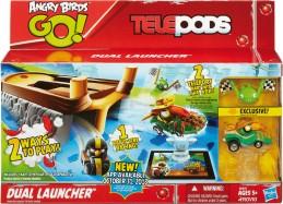 Angry Birds go! odpalovač s autíčkem pro aplikaci - Alltoys s.r.o.
