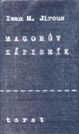 Magorův zápisník - Ivan Martin Jirous
