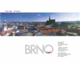Brno – procházka dějinami a architekturou města - Libor Teplý