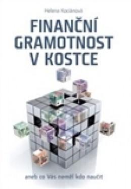Finanční gramotnost v kostce - Helena Kociánová
