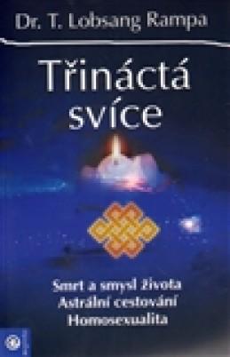 Třináctá svíce - Lobsang T. Rampa