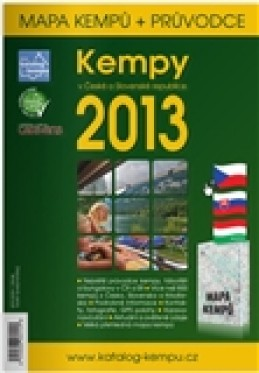 Kempy v ČR a SR 2013