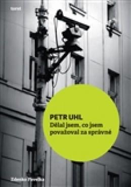 Petr Uhl - Zdenko Pavelka
