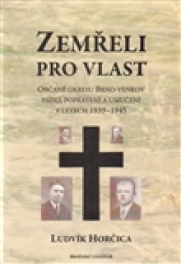 Zemřeli pro vlast - Ludvík Hořčica