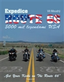 Expedice Route 66 - Vít Moudrý