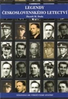 Legendy československého letectví - Zbyněk M. Duda