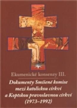 Ekumenické konsenzy III.