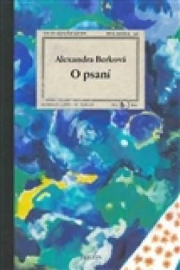 O psaní - Alexandra Berková