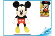 Mickey Mouse plyš 33cm na baterie 3xAG13 se zvukem v krabici od 18 měsíců