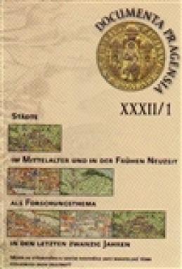Documenta Pragensia 32/1 - kol.