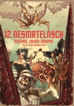 12 nesmrtelných - Zdeněk Rampas
