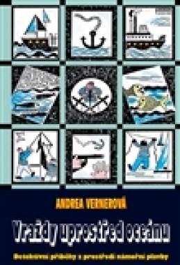 Vraždy uprostřed oceánu - Andrea Vernerová